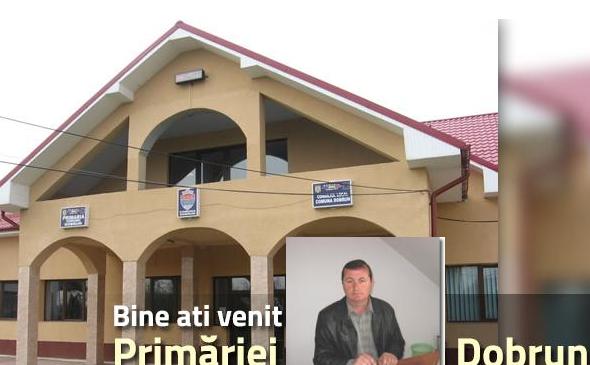 VICEPRIMARUL COMUNEI DOBRUN, CONDAMNARE CADOU DE SĂRBĂTORI