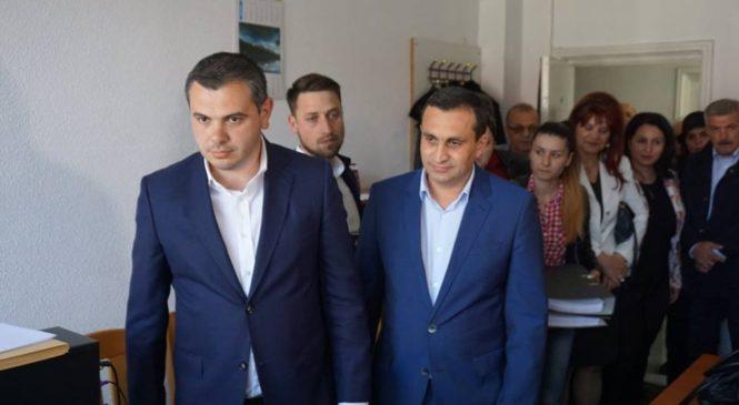 INTERMEDIAR DE ŞPAGĂ PENTRU VÂLCOV, PUS SECRETAR DE STAT