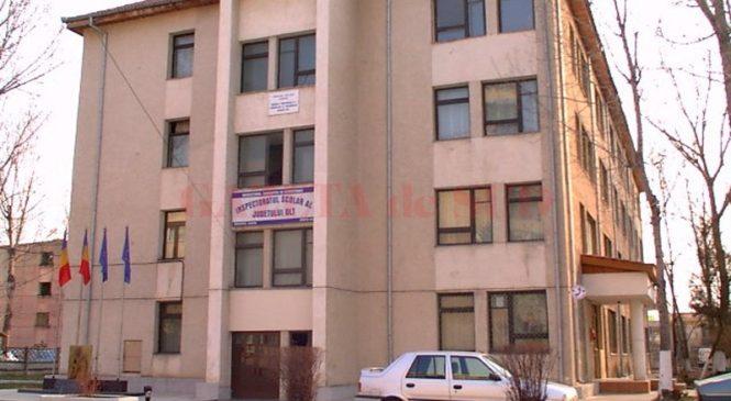 Cuscra lui Paul Stănescu, adjunctă la Inspectoratul Şcolar