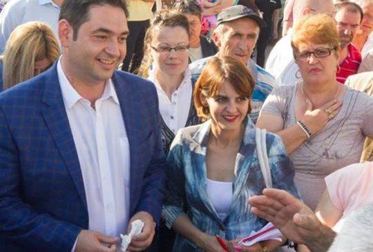 Fosta şefă a OFSD Slatina a demisionat din partid