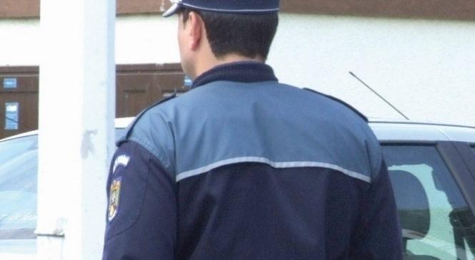 Poliţist condamnat la 1 an şi 10 luni cu suspendare