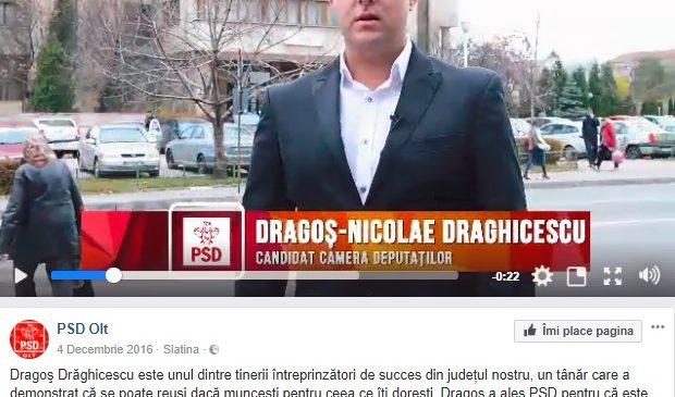 """""""Latifundiarul"""" Drăghicescu se face bugetar"""