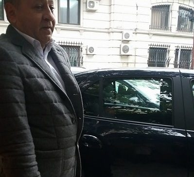 """Tomescu, primul inculpat din """"lotul Vâlcov"""" care a făcut apel"""