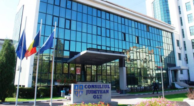 O nouă angajare la CJ Olt – nevasta unui primar PSD
