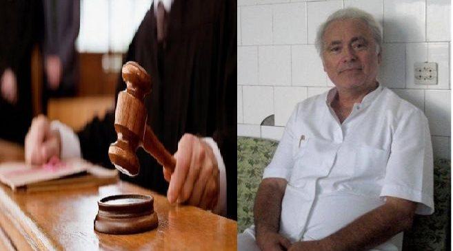 Medicul Paul Iancu, eliberat condiționat