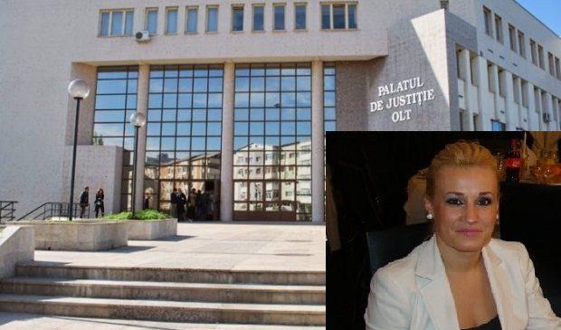 Andra Bărbulescu, fina lui Darius Vâlcov, trimisă în judecată