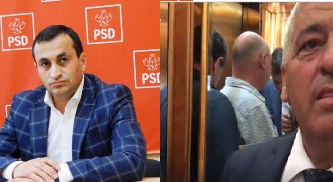 Explodează nervii în PSD Olt. Oprescu s-a certat cu Ciocan