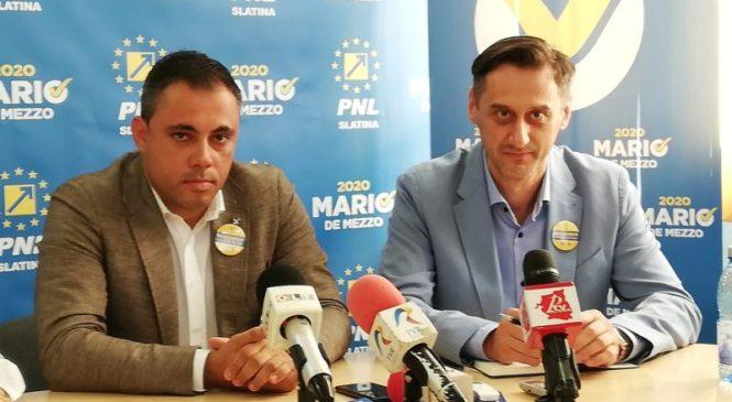 """PNL respectă """"tradiția"""": Candidatura la Primăria Slatina nu e pentru cine se pregătește…"""