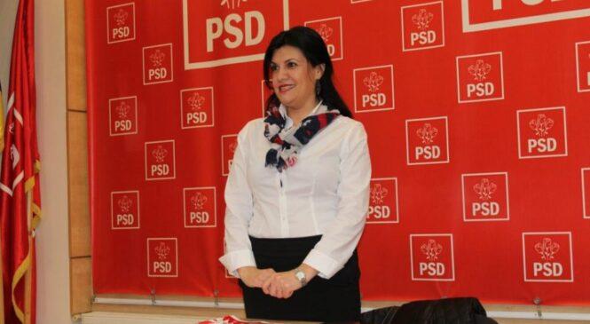 Șefa femeilor pesediste din Olt, salariu de top la ANCOM