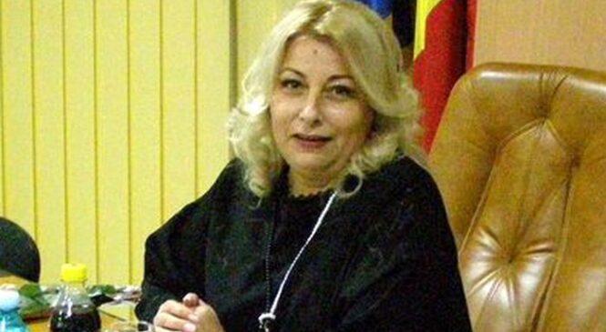 Fosta șefă a Tribunalului Olt rămâne după gratii. Instanța a respins liberarea condiționată