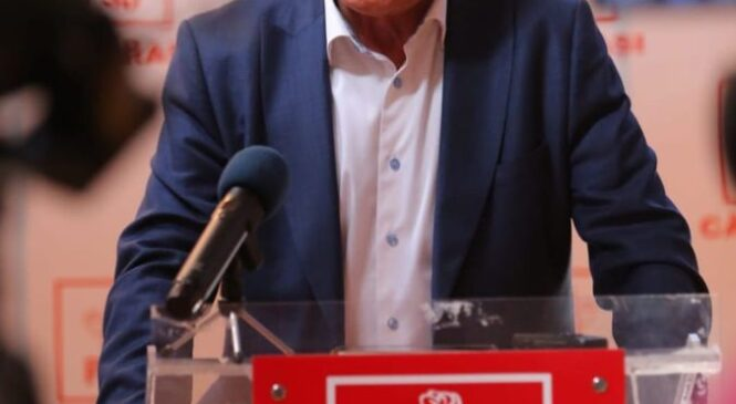 """Paul Stănescu, """"detașat"""" la conducerea PSD Călărași"""