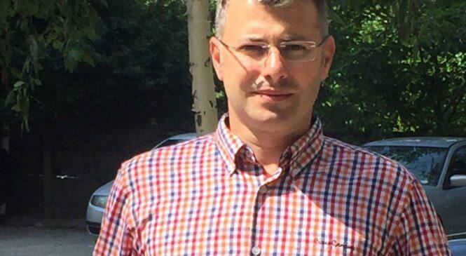 Bogdan Apostoliceanu, unic candidat pentru șefia Poliției Locale Slatina